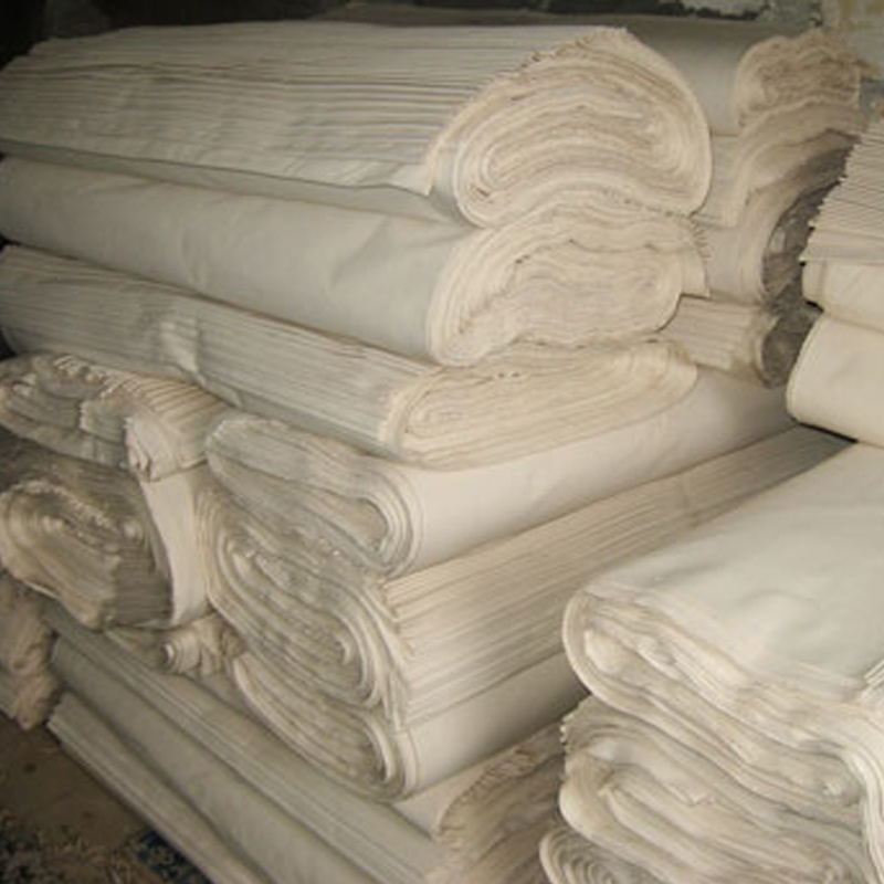 100% Carded Cotton Greige Fabric For Japan Market 40x40, 68X63, 48