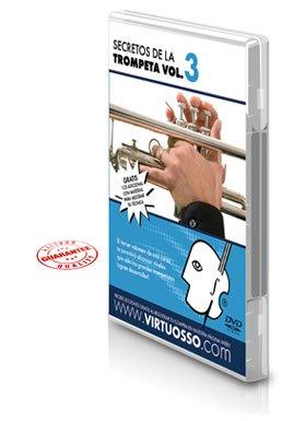 Virtuosso Trumpet Method Vol.3 (Curso De Trompeta Vol.3) SPANISH ONLY