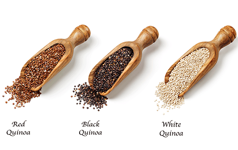 White Quinoa (1.6 - 1.8 Mm)