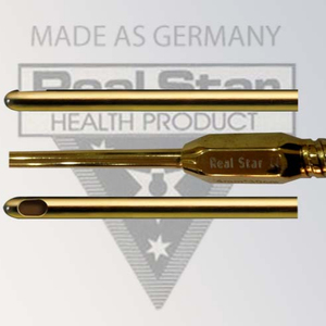 Realstar injector liposuction cannula for soft tissue inject micro cannulas luer lock connector