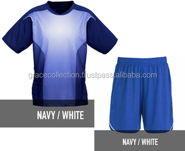 OEM Service Soccer Uniform Sports Wear Soccer Wear Jersey Set Football