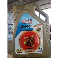 SAE 5W40 Fully Synthetic Motor Engine Oil Supplier in Dubai UAE