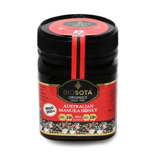 Top Popular Australia's Manuka Honey 500g, raw honey