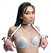 Stainless Steel Neck to Wrist Restraints