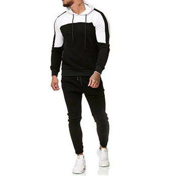 Latest OEM Custom Made Tracksuit/ Men Sweatsuit Branded/ Plain Dry Fit Wholesale  Stock OEM Tracksuit
