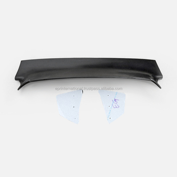 For EG Civic Hatch Back RB Style Wide Body Rear Spoiler FRP