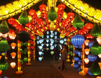 Vietnamese Lanterns For Outdoor Event Decorations   Lanterns For Outdoor  Hanging
