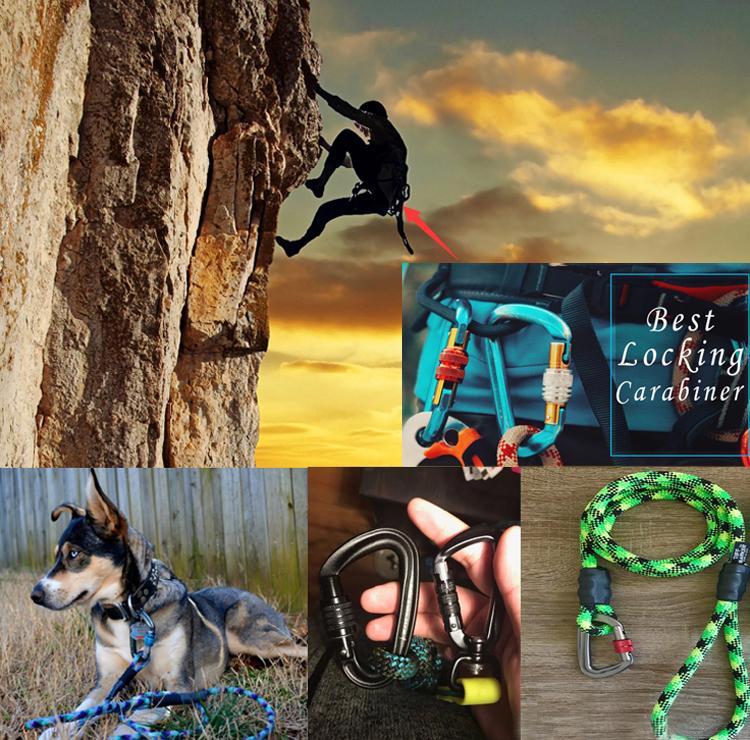 high strength aviation aluminum for dog leash