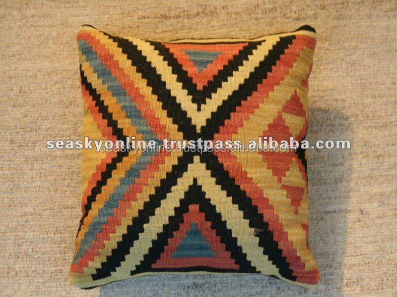 kilim cushion cover exclusive design ,luxurious quaity kilim pillow