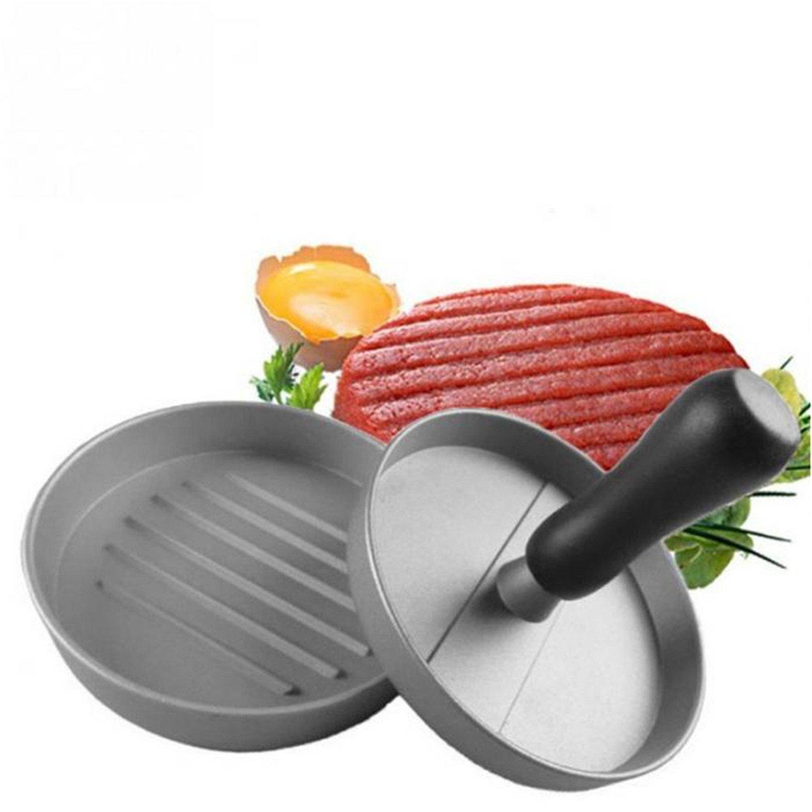 VALINK Burger Press, Hamburger Maker, Non Stick Patties Mold, Pancake Mold, Grill BBQ Patty Maker, Roast Meat Press Cookware Kitchen Dining Bar Tool