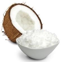 iodine value of coconut oil