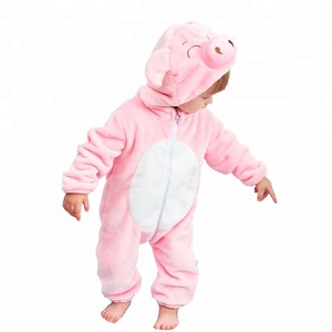 China Manufacture WholesaleHooded Baby Boy Clothes Kids Cartoon Rompers with Hood with Great Price