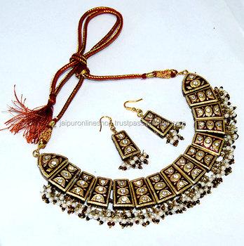 f530dd8d121ba7 Indian Fashion Handmade Jewellery - Buy Ethnic Jaipuri Handmade Lakh ...