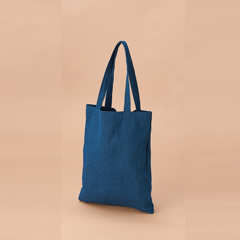 Denim Tote Bag Fashion Custom Shopping Canvas Bag