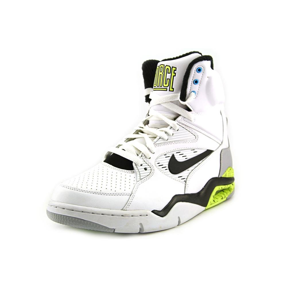 5ecef7fe9dc31 Buy Nike Air Command Force Men US 9 White Basketball Shoe in Cheap ...