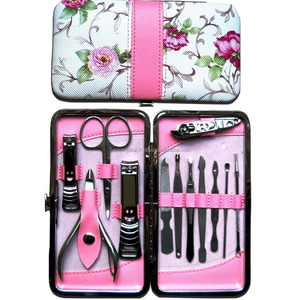 Manicure pedicure kit beauty instruments professional manicure kit
