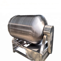1000L Meat Vacuum Rolling Kneading Tumbler Machine Made In China