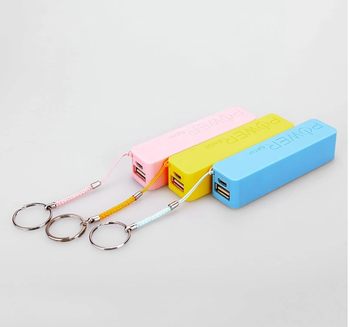Wholesale mini power banks charger for promotional gift