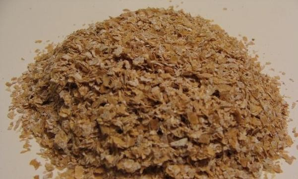 Grade A Wheat Bran Animal Feed