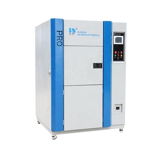 Programmable temperature cycling chambers with high temperature environment test china supplier thermal shock chamber