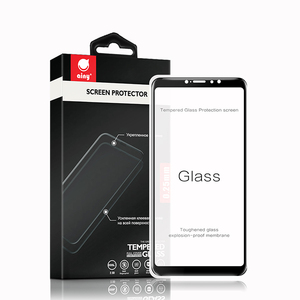 Ainy Full Glue Full Cover one m7 u12 life 0.25mm 2.5D 9H tempered glass screen protector u12 u11 for htc