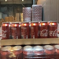 Coca Cola 330ml Cans, 355ml Cans , 500ml PET ,1L ,1.5L ,2L
