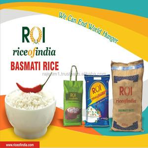 Basmati Rice import from India