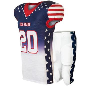 size 40 77ab2 5c101 custom flag Red/Blue/White polyester uniforms American football jerseys,  View flag football jerseys custom american football jerseys american  football ...