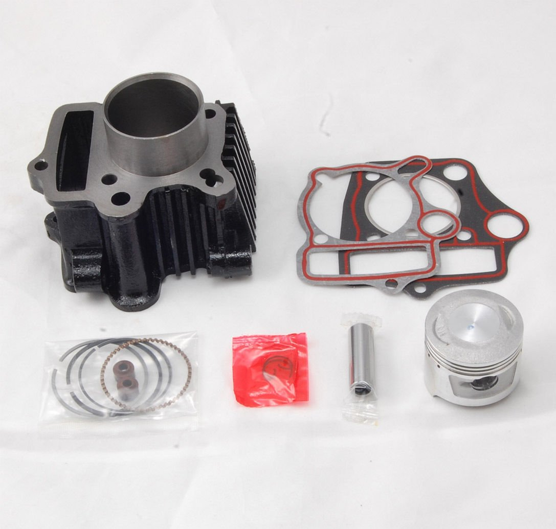 Cheap Ct 70 Parts Find Deals On Line At Alibabacom Trail Bike Diagrams Ct70 Pit Wiring Harness Diagram Get Quotations 85cc 50mm Big Bore Cylinder Kit For Honda Ct70h Trx70 Xr70r Crf70 Trx
