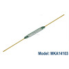 MKA14103 MAGNETIC CONTACT REED SWITCHES SENSOR NORMALLY OPEN WITH TWO LEADS