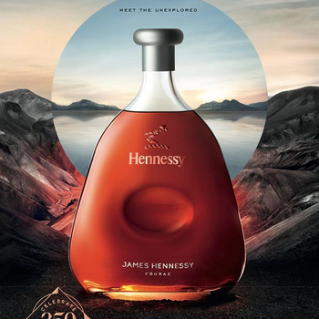 Hennessy James Cognac