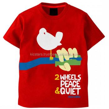 Children Clothing Baby Shirt Custom Printing Kids T Shirt Buy New