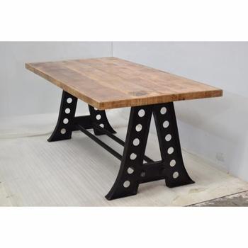 Tavolo Da Pranzo Stile Industriale.Stile Industriale Manovella Tavoli Meccanismo Di Base Per