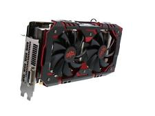 PowerColor Graphic Board Video Card Red Devil Radeon RX 480 8GB GDDR5 256bit New