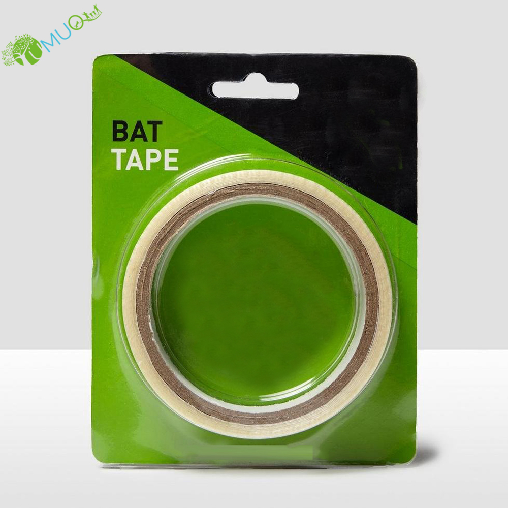 YumuQ Glasvezel Cricket Bat Tape