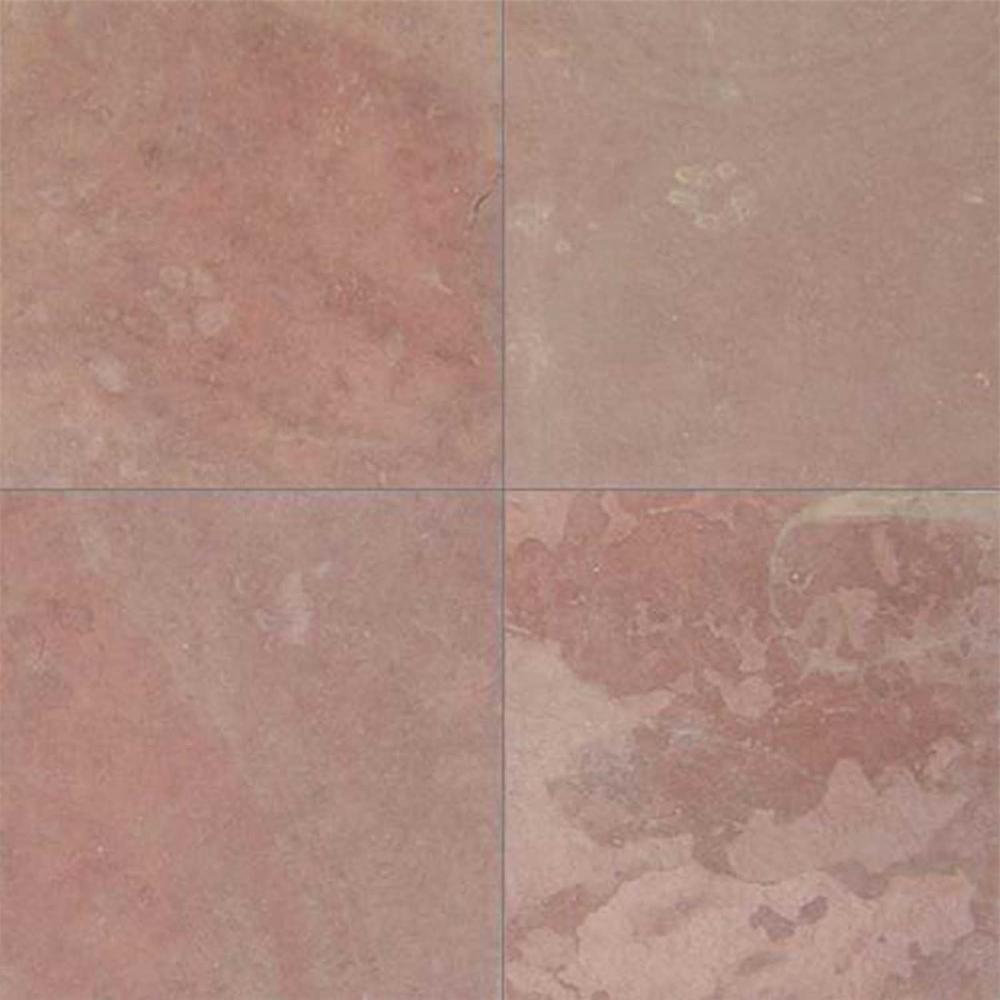 Terra Red Indian Slate Stone Tiles