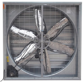 Stainless Steel Large Exhaust Fan