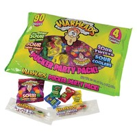 WAR HEADS COMBO CANDY PACK/90-PC #CA369