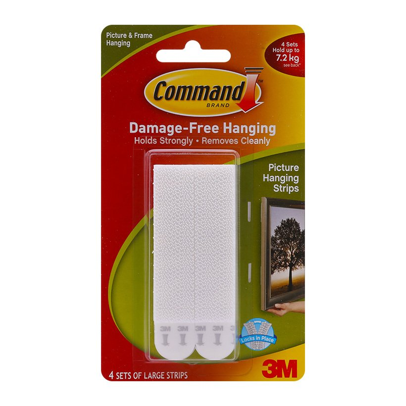 3M Command Picture Hanging Strips / Hanging Double Sided Strip
