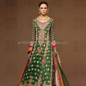Pakistani wedding dresses / mehndi dresses / pakistani party wear dresses