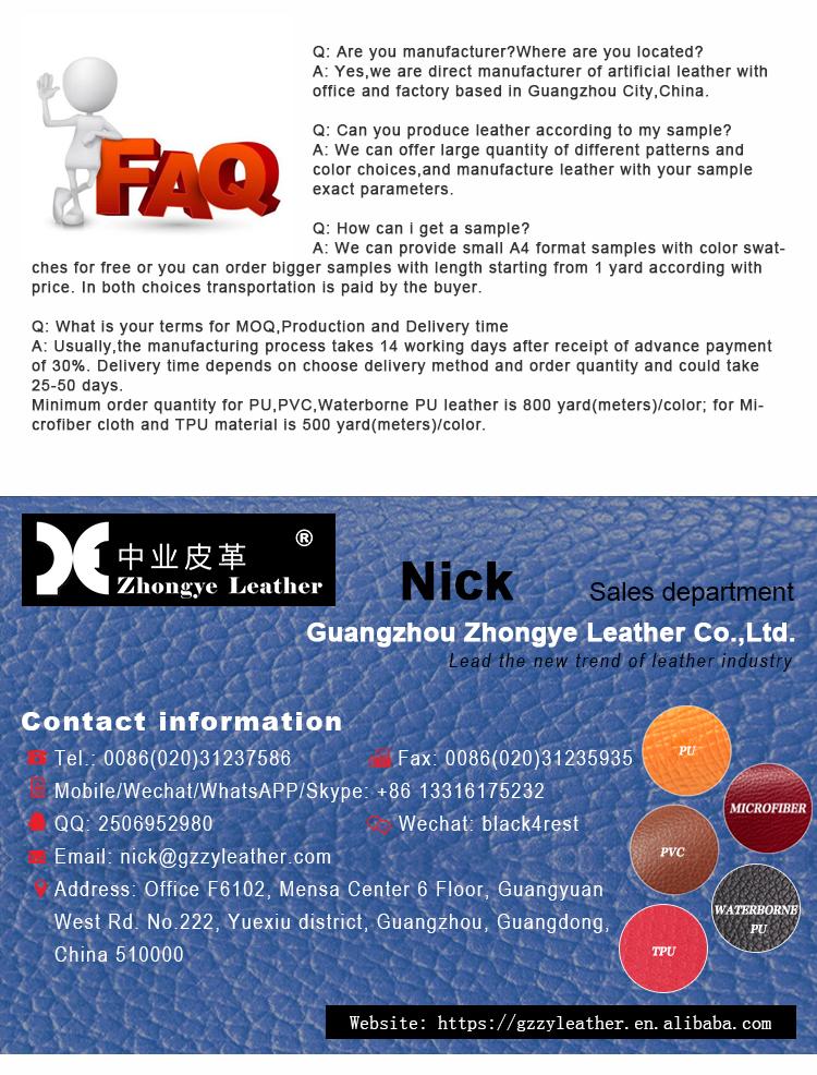 Deri Ürün 1.0mm Sentetik PVC Deri Süet Sırt Sahte Kumaş Litchi Tahıl Kabartmalı Deri Koltuklar Için Ayakkabı 501