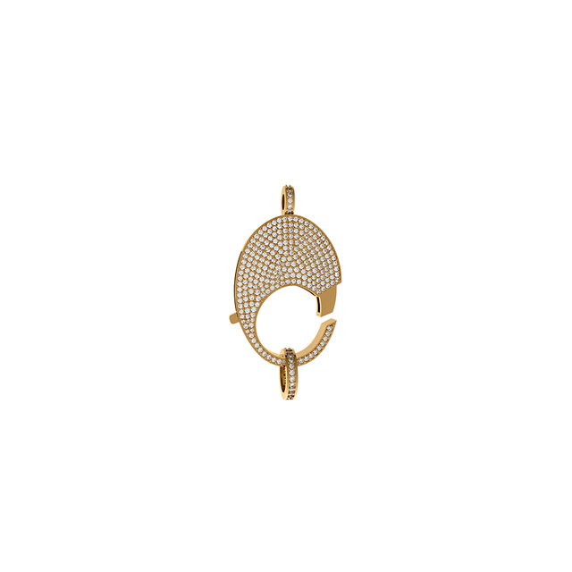 925 Sterling Silver Pave Diamond Lobster Finding AJLO91 Details about  /1Pc Silver Lock Finding