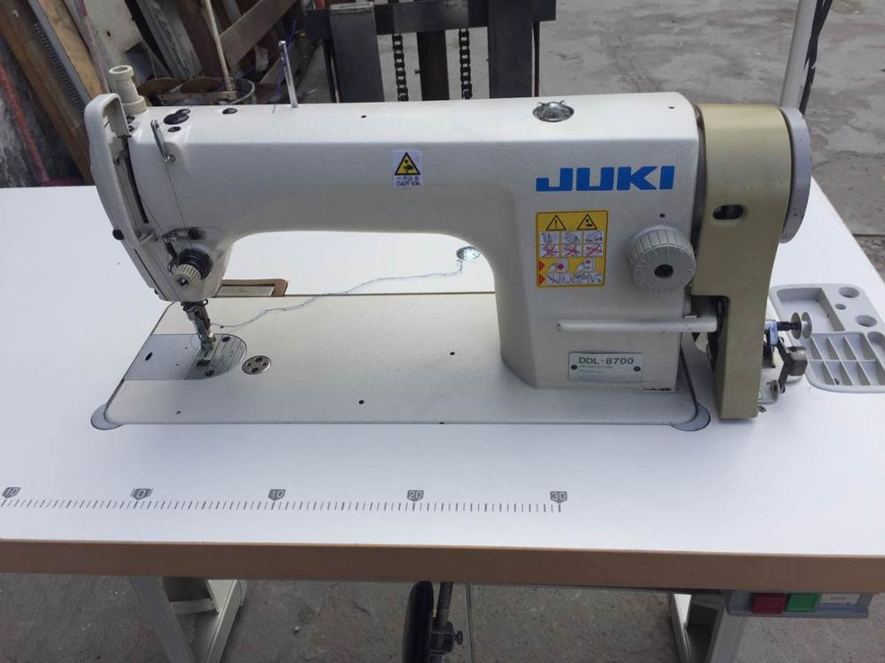 Second Hand 80% New Juki 8700 Lockstitch Sewing Machine In ...