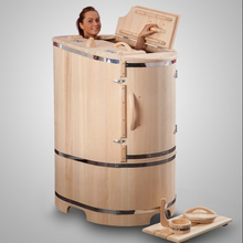 Ceder SPA Vat mini stoom <span class=keywords><strong>sauna</strong></span>
