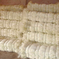 Ug Grade White and Brown Sisal Fiber for sale