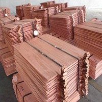 electrolytic copper cathode/Grade A copper cathode for sale