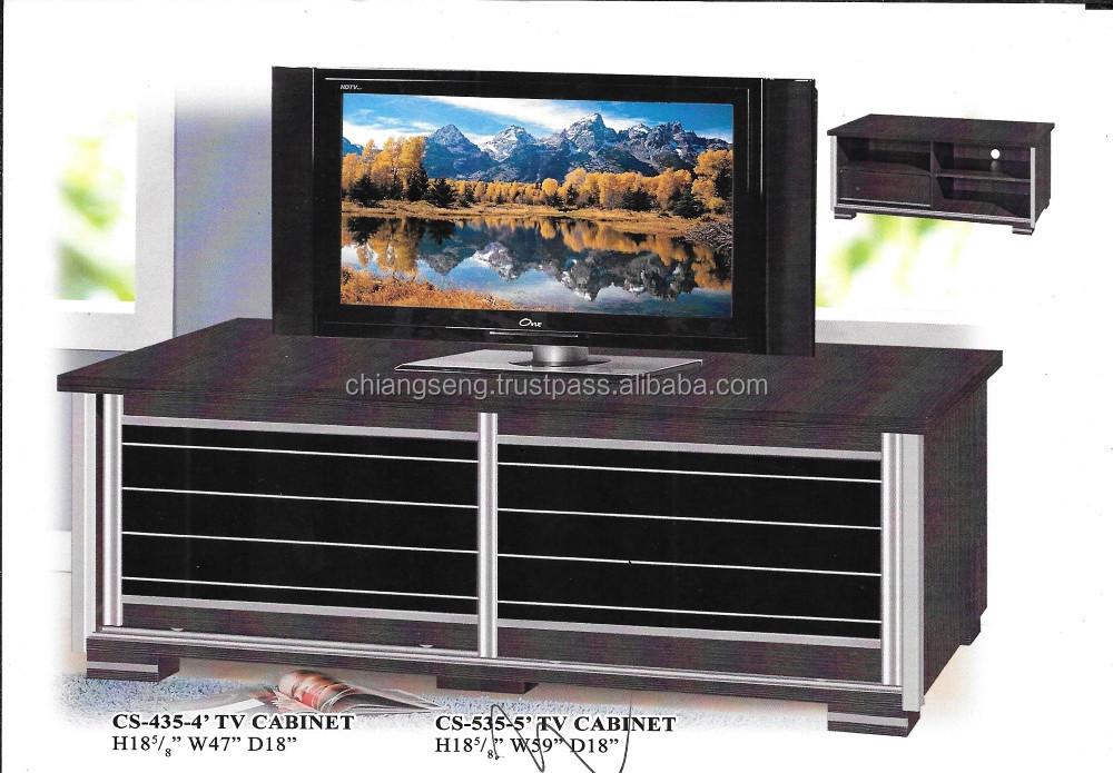 CS 435 4 Wooden Modern Media Corner TV Cabinets