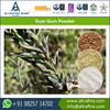 Completely Eco friendly Prepared Organic Guar Gum Powder Manufacturer at Low Market Price