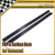 High Quality New 2pcs Black Universal Side Skirt Extension Add-on(190cm length, 10cm width)