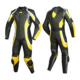 Motorbike leather racing leather suit for rider